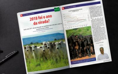 Revista AG: 2018 foi o ano da virada?