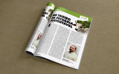 Revista Feed&Food: No trieiro da pecuária sustentável
