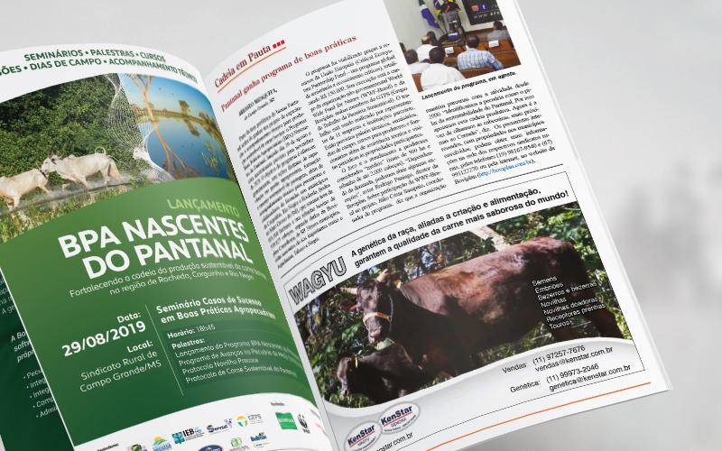 Revista DBO: Pantanal ganha programa de boas práticas