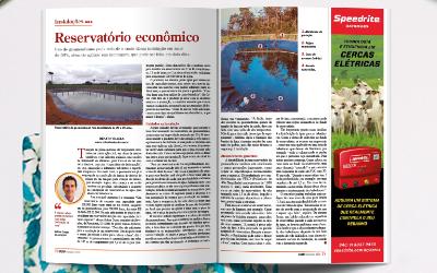 Revista DBO: Reservatório econômico