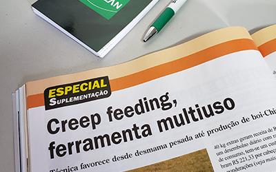 Revista DBO: Vale a pena fazer creep feeding?