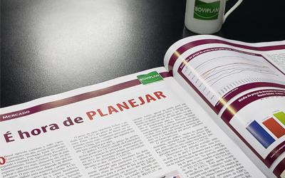 Revista AG: É hora de PLANEJAR