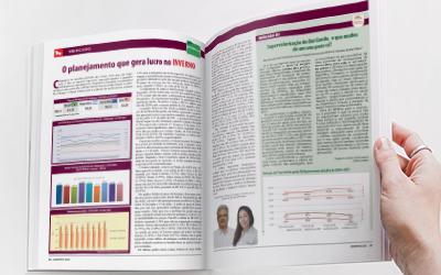 Revista AG: O planejamento que gera lucro no INVERNO